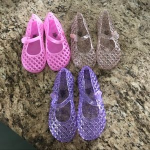 Old Navy Toddler Size 10 Jelly Sandals